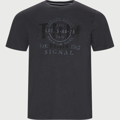 Regular | T-shirts | Grey
